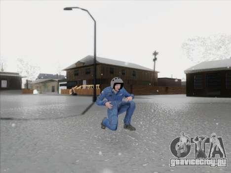 Пилот ВКС РФ для GTA San Andreas третий скриншот