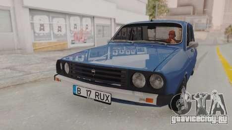 Dacia 1310 TX 1984 для GTA San Andreas