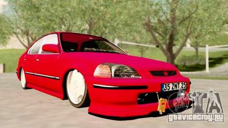Honda Civic Sedan для GTA San Andreas