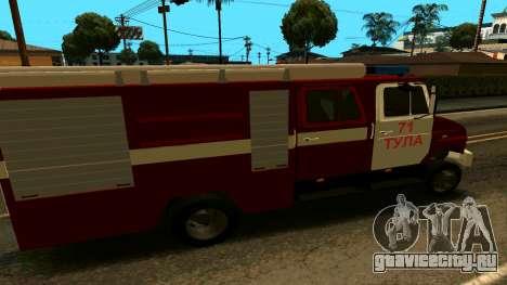 ЗИЛ-5301 для GTA San Andreas вид справа