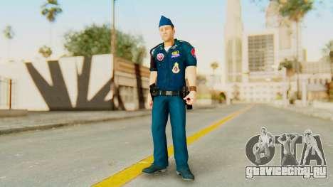 Lvpd1 для GTA San Andreas второй скриншот