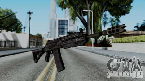 CoD Black Ops 2 - S12 для GTA San Andreas