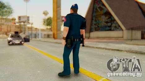 Lvpd1 для GTA San Andreas третий скриншот