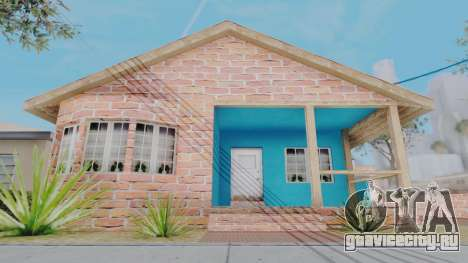 New Big Smoke House для GTA San Andreas второй скриншот