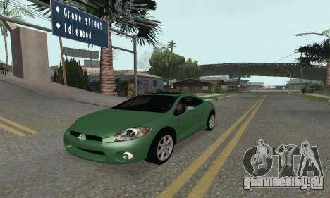 Mitsubishi Eclipse GT для GTA San Andreas