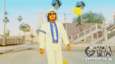 Michael Jackson - Smooth Criminal для GTA San Andreas