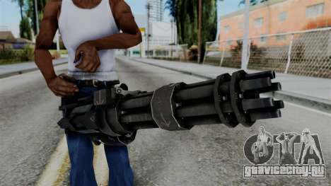 CoD Black Ops 2 - Dead Machine для GTA San Andreas третий скриншот