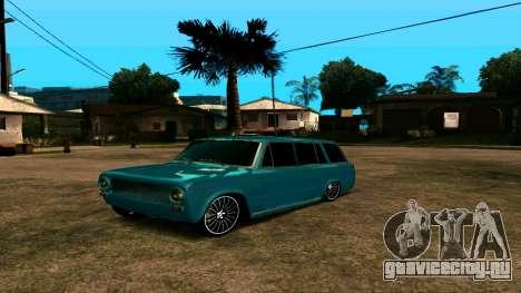 ВАЗ 2102 БПАN для GTA San Andreas