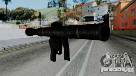 CoD Black Ops 2 - SMAW для GTA San Andreas