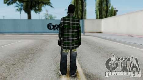New Fam2 для GTA San Andreas третий скриншот