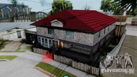 LS_Johnson House V2.0 для GTA San Andreas второй скриншот