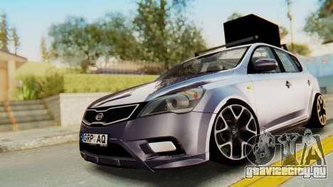 Kia Ceed Stance AirQuick для GTA San Andreas