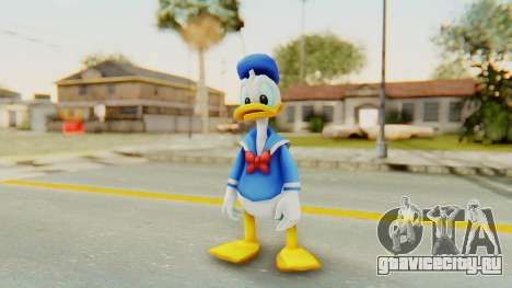 Kingdom Hearts 2 Donald Duck v1 для GTA San Andreas второй скриншот