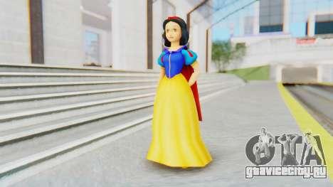 Snow White для GTA San Andreas второй скриншот