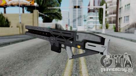 GTA 5 Railgun - Misterix 4 Weapons для GTA San Andreas третий скриншот