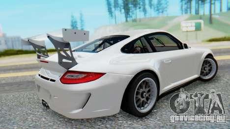 Porsche 911 GT3 Cup для GTA San Andreas вид слева