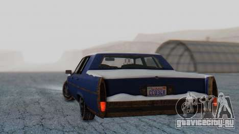 Albany Emperor North Yankton для GTA San Andreas