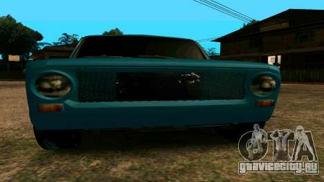 ВАЗ 2102 БПАN для GTA San Andreas вид справа