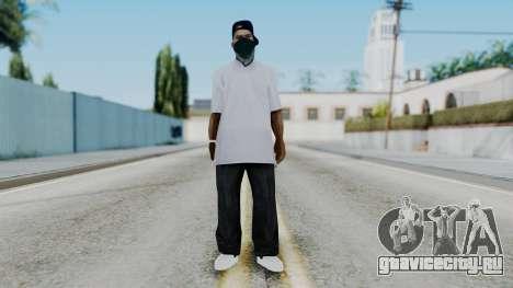 New Fam3 для GTA San Andreas второй скриншот