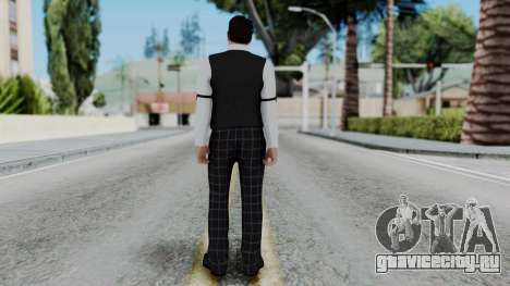 Be My Valentine DLC Male Skin для GTA San Andreas третий скриншот