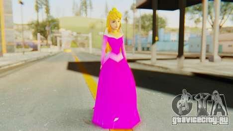 Sleep Beauty Aurora Pink для GTA San Andreas второй скриншот