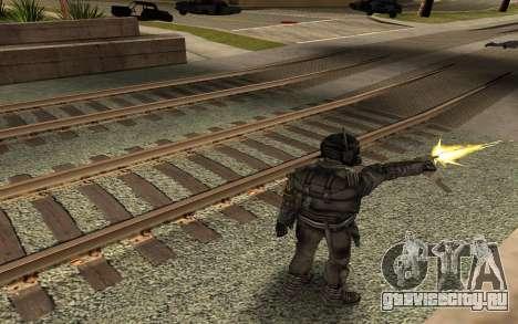 Swat from GTA Criminal Russia для GTA San Andreas третий скриншот