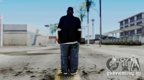 New Big Smoke для GTA San Andreas третий скриншот
