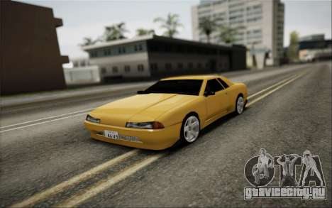 Elegy Speedhunters для GTA San Andreas