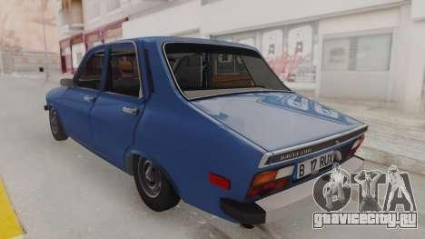 Dacia 1310 TX 1984 для GTA San Andreas вид справа