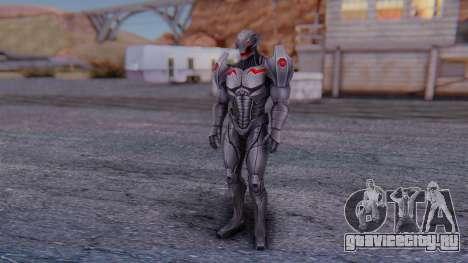 Marvel Future Fight - Ultron для GTA San Andreas второй скриншот