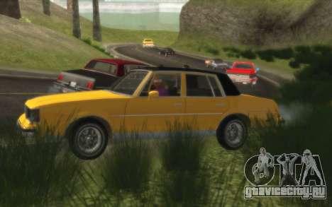 Жизненная ситуация 4.0 для GTA San Andreas третий скриншот
