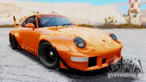 Porsche 993 GT2 RWB GARUDA для GTA San Andreas