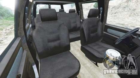 Chevrolet Suburban GMT400 для GTA 5 вид справа
