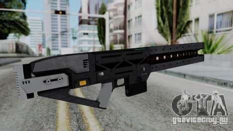 GTA 5 Railgun - Misterix 4 Weapons для GTA San Andreas второй скриншот