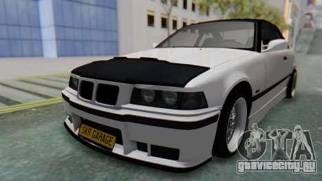BMW 320i E36 MPower для GTA San Andreas вид справа