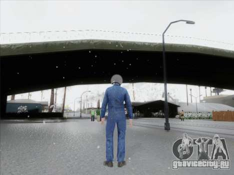 Пилот ВКС РФ для GTA San Andreas второй скриншот