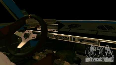 ВАЗ 2102 БПАN для GTA San Andreas вид слева