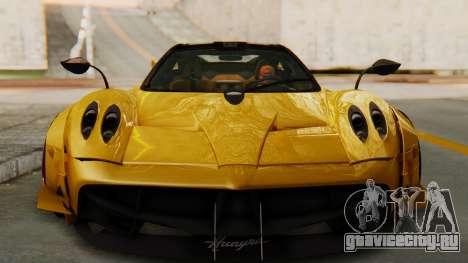 Pagani Huayra LB Performance V.2 для GTA San Andreas