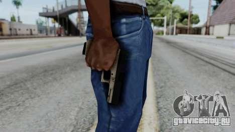 Glock 18 Sand Frame для GTA San Andreas третий скриншот