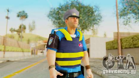 Dsher для GTA San Andreas
