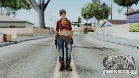 Misty - CoD Black Ops для GTA San Andreas второй скриншот