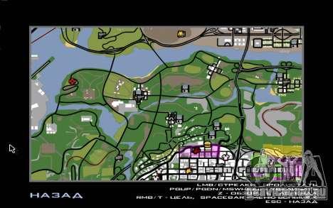 Жизненная ситуация 4.0 для GTA San Andreas пятый скриншот