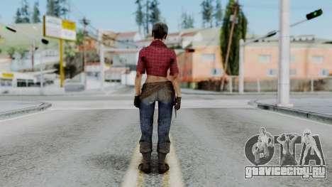 Misty - CoD Black Ops для GTA San Andreas третий скриншот