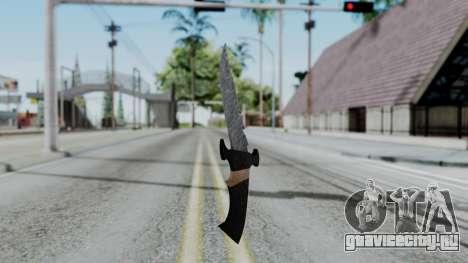 New Knife для GTA San Andreas