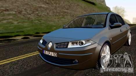 Renault Megane CPJ для GTA San Andreas