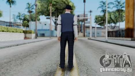 GTA Online Be My Valentine Skin 5 для GTA San Andreas третий скриншот