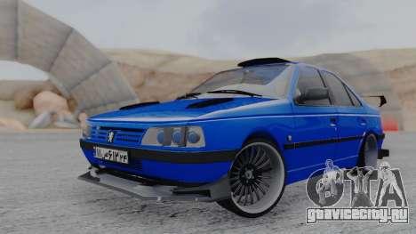 Peugeot 405 Full Tuning для GTA San Andreas
