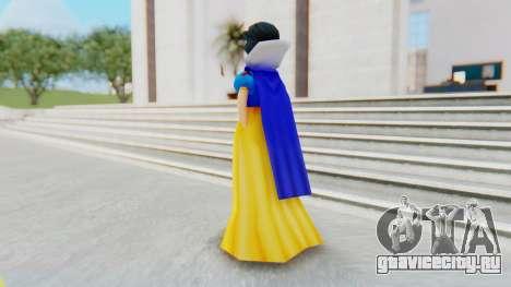 Snow White для GTA San Andreas третий скриншот