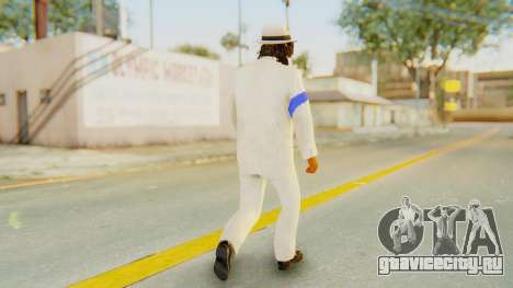 Michael Jackson - Smooth Criminal для GTA San Andreas третий скриншот