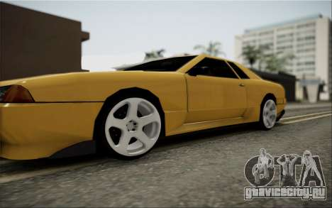 Elegy Speedhunters для GTA San Andreas вид справа